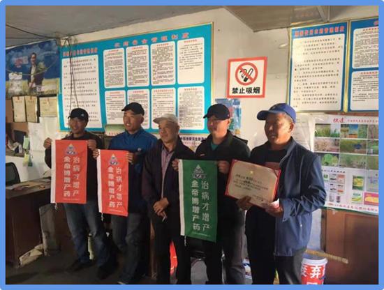 """40年农技师种地者的脊梁骨:每亩稻多卖300块 农户看好小蓝帽增产""""挡不住"""""""